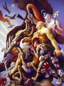 """""""Exterminate"""", 1942"""